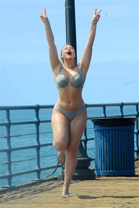 Iskra Lawrence Bikini Hot Celebs Home