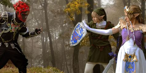 Cosplay Friday The Legend Of Zelda By Techgnotic On