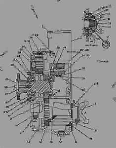 7g8862 Transfer Case  U0026 Gear Group