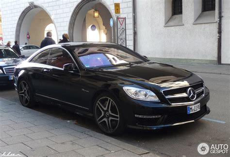 mercedes benz cl  amg    november  autogespot
