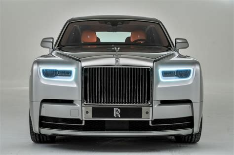 2018 Rolls-royce Phantom Viii Revealed As Flagship Model