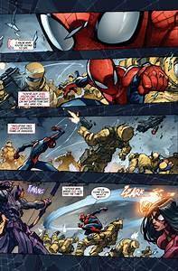The Avengers VS An AIM Robot Comicnewbies