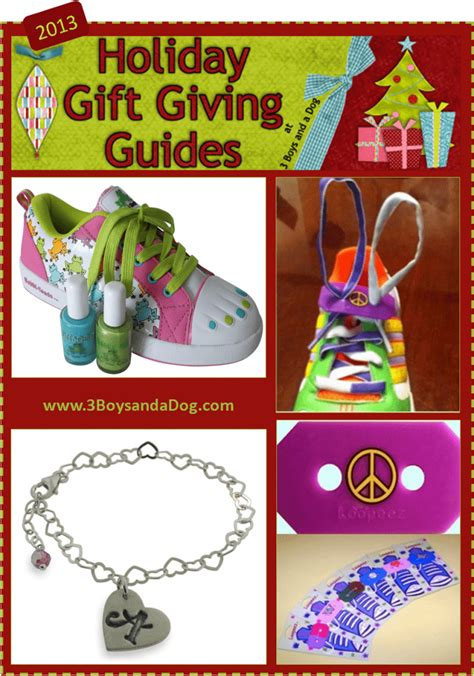holiday gift guides girls ages     boys   dog