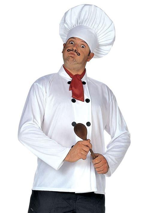 cuisine classique blanche déguisement chef cuisinier adulte deguisement magic