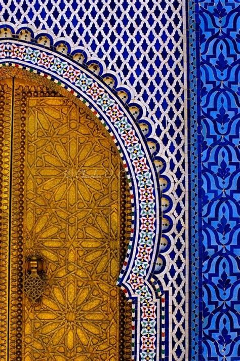 geometry  moroccan architecture  riad design