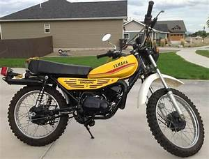 1982 Yamaha Dt100 Enduro Low Miles Looks Great For Sale On