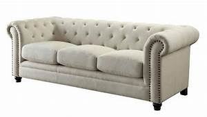 roy traditional button tufted sofa with rolled back and arms With roy button tufted sectional sofa with armless chair