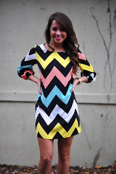 zigzag lines clothing zag zig dresses dress movement chevron pattern long excitement slant horizontally vertically these