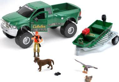 Toy Duck Hunting Boat by Cabela S Ram Duck Hunting Play Set Toys Pinterest