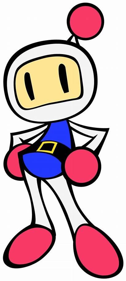 Bomberman Transparent Smash Hero Bros Wiki Blanco