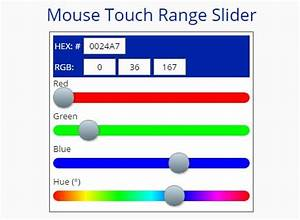 D3 Slider Chart Flexible And Touch Friendly Jquery Range Slider Plugin