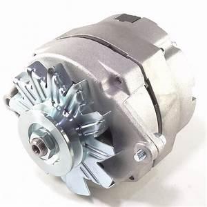 24 Volt One Wire Alternator 40 Amp Negative Ground