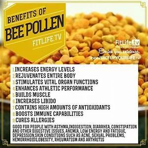 Benefits Of Bee Pollen  Make Sure You U0026 39 Re Buying Honey That Hasn U0026 39 T Had The Pollen Unnaturally