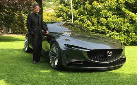 New Car Design : Why A New Rx-7 Sports Car Is A Dream For Mazda's Design