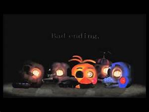 FNAF 2 Bad Ending - YouTube