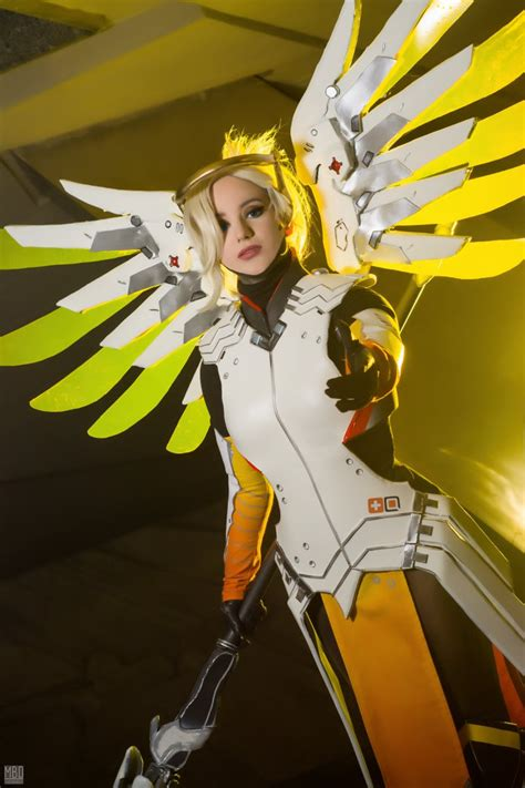 Top 20 Best Mercy Cosplay From Overwatch [number 3 Is So