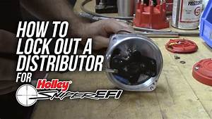 How To Install An Msd Distributor With Sniper Efi