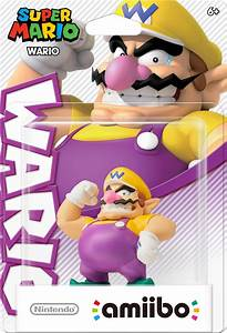 Packaging Art For Wave 2 Of Super Mario Amiibo Released