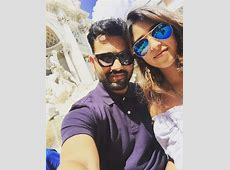 Rohit Sharma And Wife Ritika's Honeymoon Pictures From