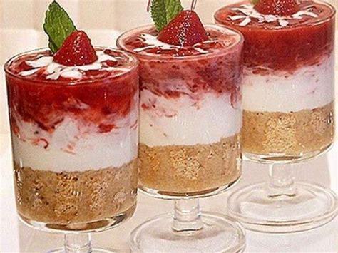 desserts a base de mascarpone les meilleures recettes de verrines et fraises