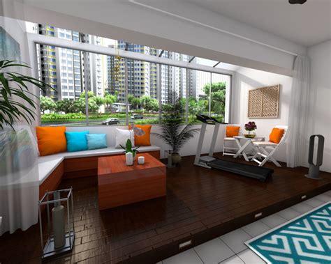 sun roof balcony ubi estate maisonette singapore