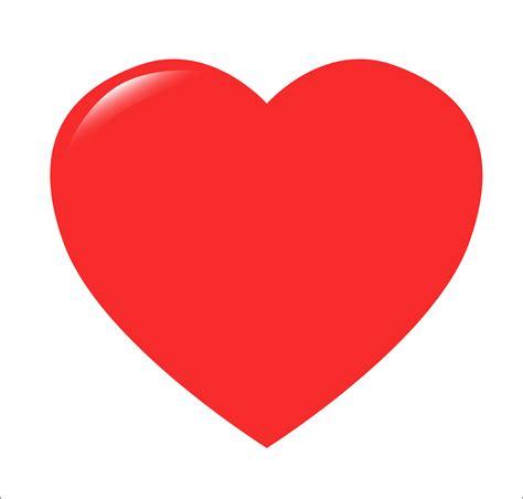 red heart   clip art  clip art