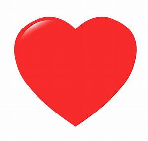 Pictures Of Red Hearts - ClipArt Best