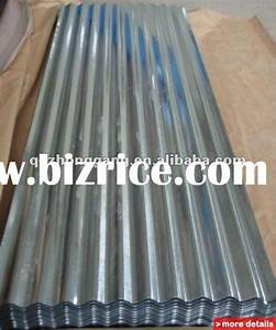 galvanized corrugated metal roofing installation china With corrugated metal siding for sale