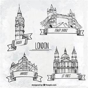 London Bridge Dessin : monuments de londres sketchy t l charger des vecteurs gratuitement ~ Dode.kayakingforconservation.com Idées de Décoration
