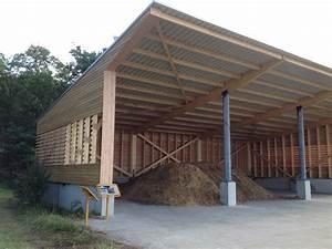 Hangar En Kit Bois : les hangars ossature bois abt construction bois ~ Premium-room.com Idées de Décoration