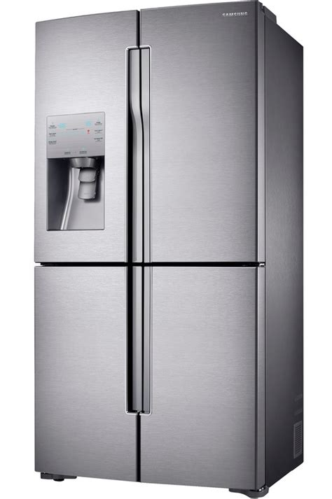 cuisine frigo americain réfrigérateur multi portes samsung rf56j9040sr inox 4122224 darty