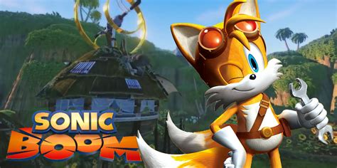 Sonic Boom Tails Wallpaper By Silverdahedgehog06 On Deviantart