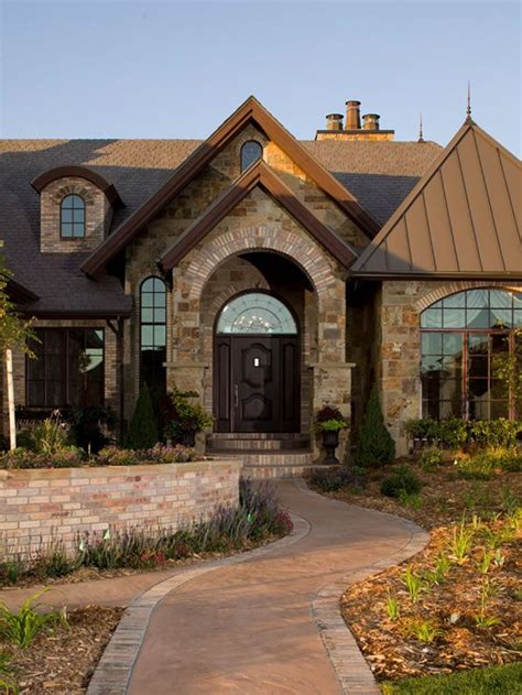 curb appeal   home nice    nice plan     ranch