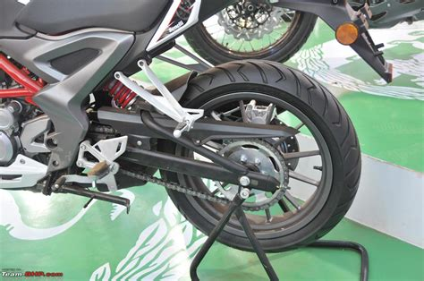 Benelli Tnt 25 Modification by Benelli Tnt 25 Launched In India At Rs 1 68 Lakh Team Bhp