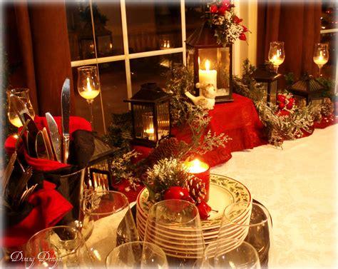 christmas styling dining delight christmas lantern buffet