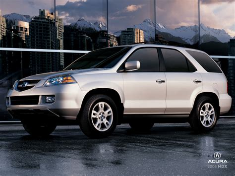2005 Acura Mdx Pictures Information And Specs Auto