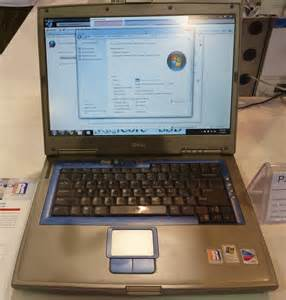 Old Dell Laptop Computers