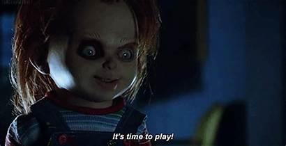 Chucky Curse Movies Gifs Play Horror Doll