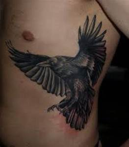 Raven Tattoo Meanings, Designs, and Ideas | TatRing