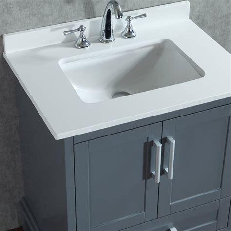 r sinks for bathrooms ariel bath 30 quot seacliff nantucket single sink vanity 20083