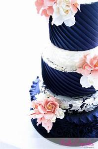 146 best images about CAKES: By Colors, Shades of Blue ...