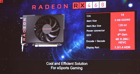 Amd Radeon Rx 470 And Rx 460 Reference Models Detailed