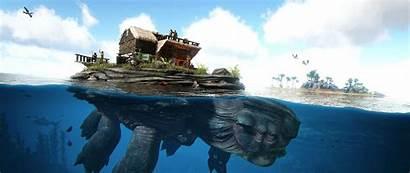 Ark Survival Evolved Epic Resolution Games Wallpapers