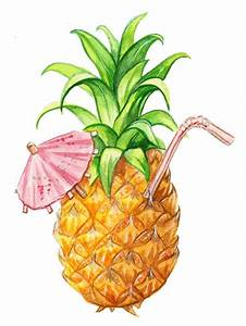 Pineapple, Commission by Alicia Severson Illustration and ...