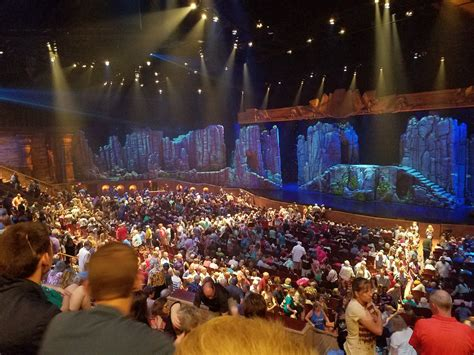 Light And Sound Theater by Best Large Production In Branson Samson At Sight And