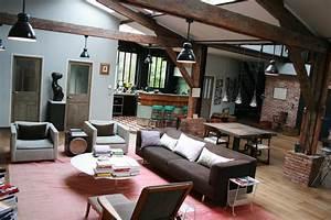Decoration Industrielle Vintage : d co loft industriel vintage exemples d 39 am nagements ~ Teatrodelosmanantiales.com Idées de Décoration