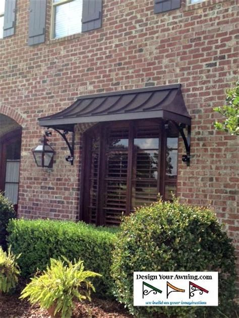 juliet gallery metal awnings projects gallery metal awnings metal awning door