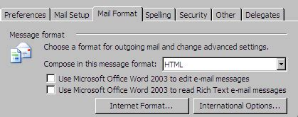 outlook 2007 email templates create an email template in outlook 2003