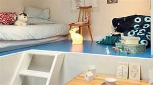 amenagement combles et grenier cote maison With petite chambre d enfant