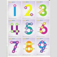 Touch Math On Pinterest  Number Posters Free, Ten Frames And Teen Numbers